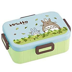 bento studio ghibli totoro design microwavable bento lunch box. Black Bedroom Furniture Sets. Home Design Ideas