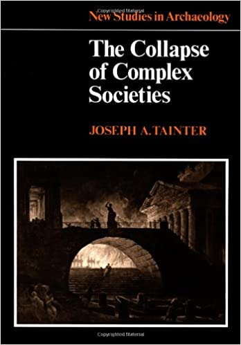 The Collapse Of Complex Societies New Studies In Archaeology