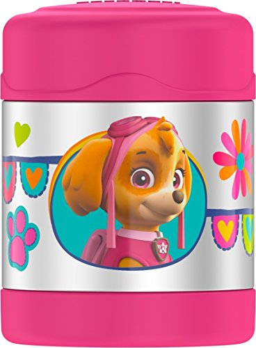 Thermos Funtainer 10 Ounce Food Jar, Paw Patrol - Girl