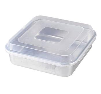 Nordic Ware Natural Aluminum Commercial Square Baking Pan