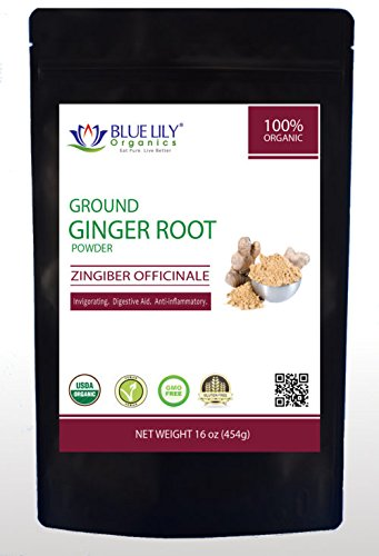 Blue Lily Organics Premium Certified product image