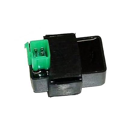 amazon com: cdi box for 50 70 90 110 125 135cc chinese atv taotao roketa  sunl: automotive