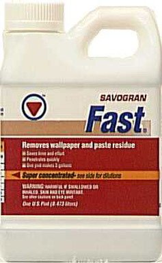 Savogran 10771 ''fast'' Wallpaper Remover - 1pt. (Pack of 12)