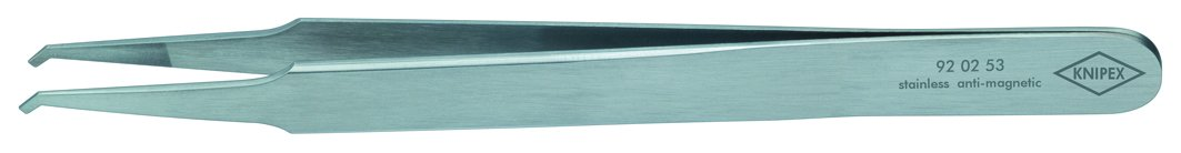 Knipex 92 02 53 Precision Tweezers for SMD-technology