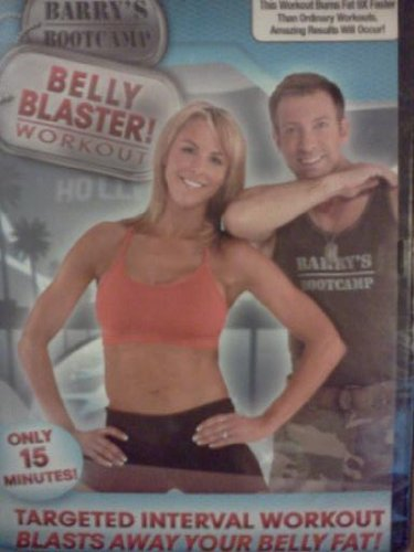 Alternate Brick - Barry's Bootcamp Fat Blaster! Workout; Lower Body Emphasis (Hollywood's Secret Weapon)