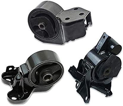 Manual Trans 2 PCS FRONT MOTOR /& TRANS MOUNT FOR 2005-2009 Kia Spectra5 2.0L