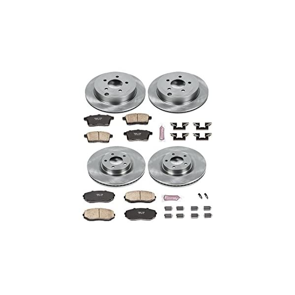 KOE5216 Power Stop Autospecialty Brake Kits