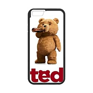 iPhone 6 Case, [Ted] iPhone 6 (4.7) Case Custom Durable Case Cover for iPhone6 TPU case(Laser Technology)