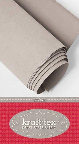 kraft-tex® Roll, Stone: Kraft Paper Fabric