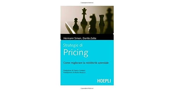 Strategie di pricing. Come migliorare la redditività ...