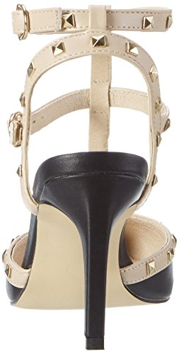 Black Toe Black Strada Nude Heels La Closed 962445 Women's q7zw1fZ