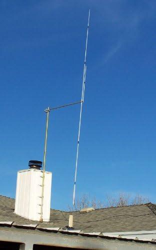 Sirio SD 27 dipolo 1/2 Lambda CB Station Antena/Balcón Antena
