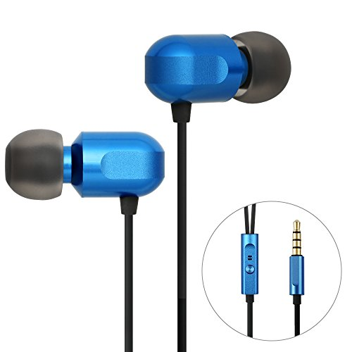 Earbuds, GGMM Headphones with Microphone Noise Iso...