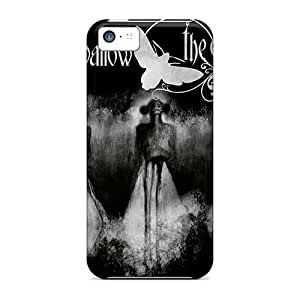 Fashionable Style Case Cover Skin For Iphone 5c- Swallow The Sun