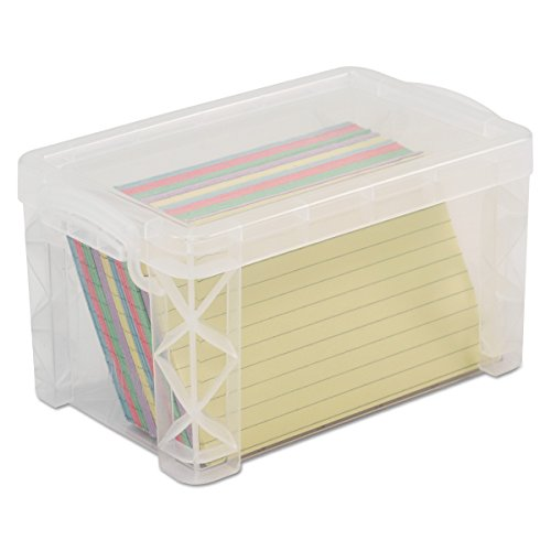 File Index Card (AVT40307 - Advantus Super Stacker Index Cards Box)