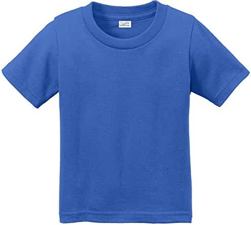 Infant Soft and Cozy Cotton T-Shirts in 12 Colors.Green 6M