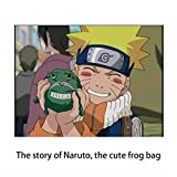 Wahahay Naruto Anime Cosplay Plush Frog Coin Purse
