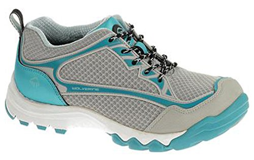 Oxfords Fairmont Women's Wolverine 6 Hiking Gray W FIxxw
