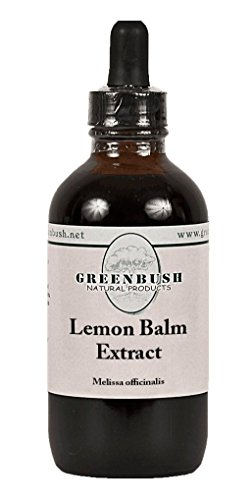 Lemon Balm Concentrated Alcohol-Free Liquid Extract. Value Size 4oz Bottle (120ml) 240 Doses of 500mg. 1:1 Strength: 1ml = 1000mg. Calming, Mental Clarity, Anti-Viral, Anti-Anxiety. Review