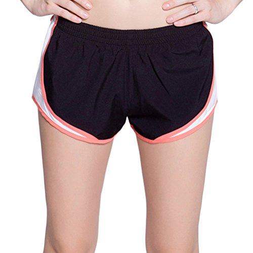橋お風呂受粉者Zhhlaixing 高品質の Womens Summer Athletic Shorts Fitness Sports Yoga Quick-dry Hot Pants