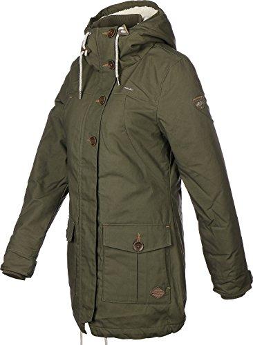 Ragwear Olive Navy Jane Jacket Ragwear Jane xzZ8vwq8P