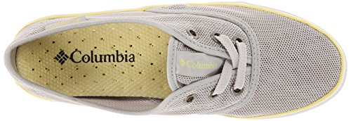 Columbia Femmes Vulc N Vent Dentelle Maille Chaussure Oyster / Sunnyside