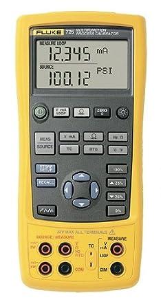 Fluke 725 Multifunction Process Calibrator Fluke Corporation FLUKE-725 US