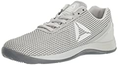 This reebok cross fit nano training shoe is flexible, cushioned, and responsive. The aero weave upper is breathable. A multi-surface outsole adds targeted traction and durability. The heel counter provides a locked-in feel.