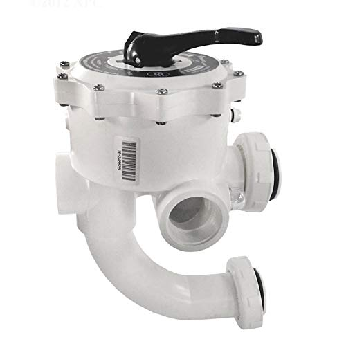 Pentair 261055 Multiport Valve for Triton And Quad D.E. Filters, 2 Inch, 7 1/2 Inch Centerline