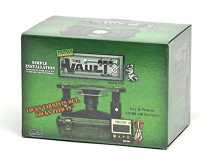 Amazon com: Primos The Vault 6V Digital Spinning Control
