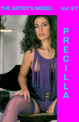 THE ARTIST'S MODEL: PRECILLA (Vol. 27) por Jean and Pierre LaFrere