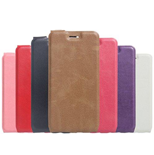 Funda Huawei Honor NOVA,Manyip Caja del teléfono del cuero,Protector de Pantalla de Slim Case Estilo Billetera con Ranuras para Tarjetas, Soporte Plegable, Cierre Magnético C