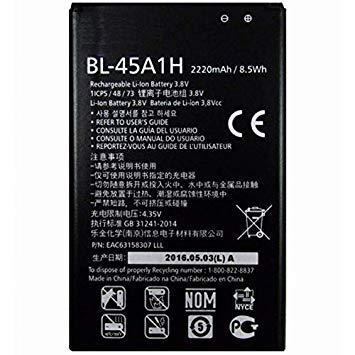 Genuine Original LG Battery EAC63158307 BL-45A1H | BL45A1H 2220mAh For LG K10