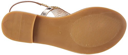 Inuovo Dames 7230 Zehentrenner Goud (goud)
