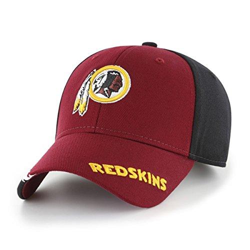 - NFL Washington Redskins Youth Rivet OTS All-Star MVP Adjustable Hat, Youth, Black