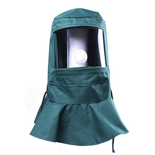 Atoplee 1pc Sand Proof Heat Protection Hood Face Mask Anti-dust Equipment