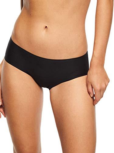 Chantelle Women's Soft Stretch One Size Regular Rise Hipster, Black, (Underwear Briefs Chantelle Women)