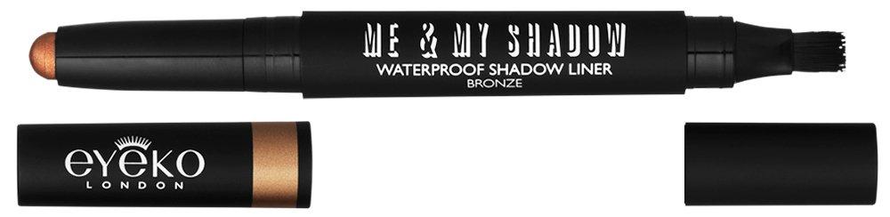 Eyeko Me Plus My Shadow, Bronze, 0.04 oz.