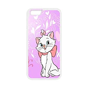 The Aristocats For iPhone 6 Plus 5.5 Inch Phone Case & Custom Phone Case Cover R91A651352
