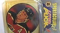 1996 Stanley Cup Scott Mellanby Litho Puck