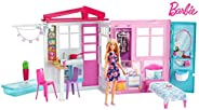 Barbie Casa Glam com Boneca Mattel