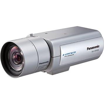 Panasonic WV-SP508 Cámara de Seguridad IP Exterior Caja Plata 2048 x 1536Pixeles - Cámara
