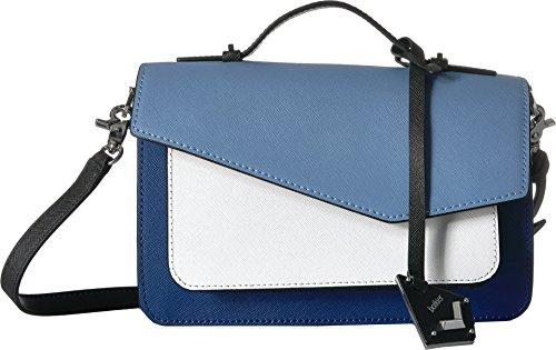 Botkier Women's Cobble Hill Cross Body Bag, Sky, One Size