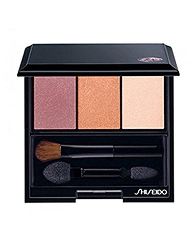 Luminizing Satin Eye Color - Shiseido Shiseido luminizing satin eye color trio - #rd299 beach grass, 0.1oz, 0.1 Ounce