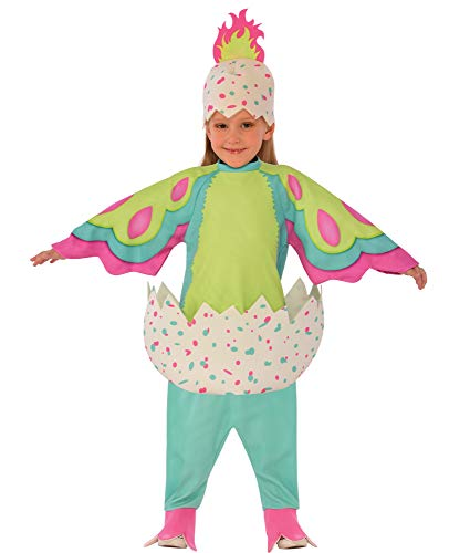UHC Pengualas Hatchimal Outfit Funny Theme Toddler Child Girls Halloween Costume, Toddler (2-4T) -