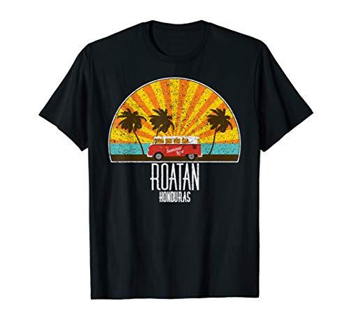 Roatan Honduras Vacation Souvenir T-shirt Gift