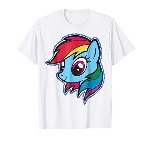 My Little Pony Large Rainbow Dash Character Head
