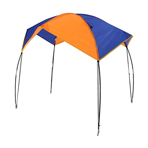 VGEBY1 Fishing Tent, Multiple Persons Boat Sun Awning Sailboat Canopy Accessory Tool(for 2 Persons)