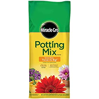 Miracle-Gro Potting Mix, 2-Cubic Feet (currently ships to select Northeastern & Midwestern states)