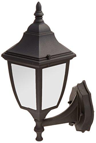 (Designers Fountain ES2462-GL-BK Value Collection Wall Lanterns, Black )